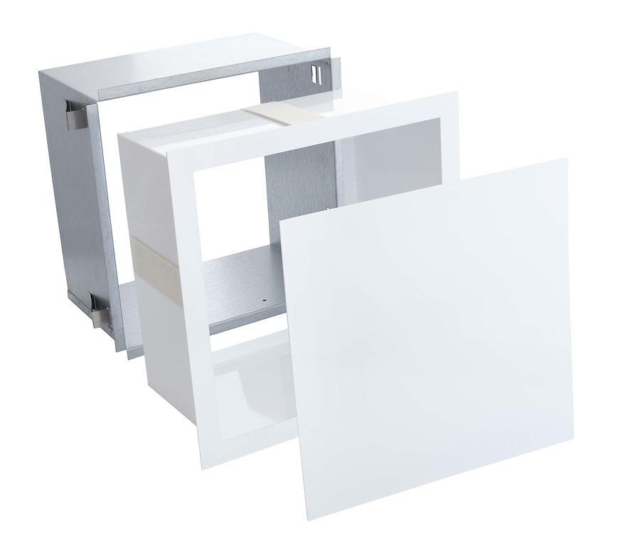 V-box sæt str.  S – 350x250x250mm