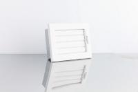 Rist med lameller stilbar – 190×170