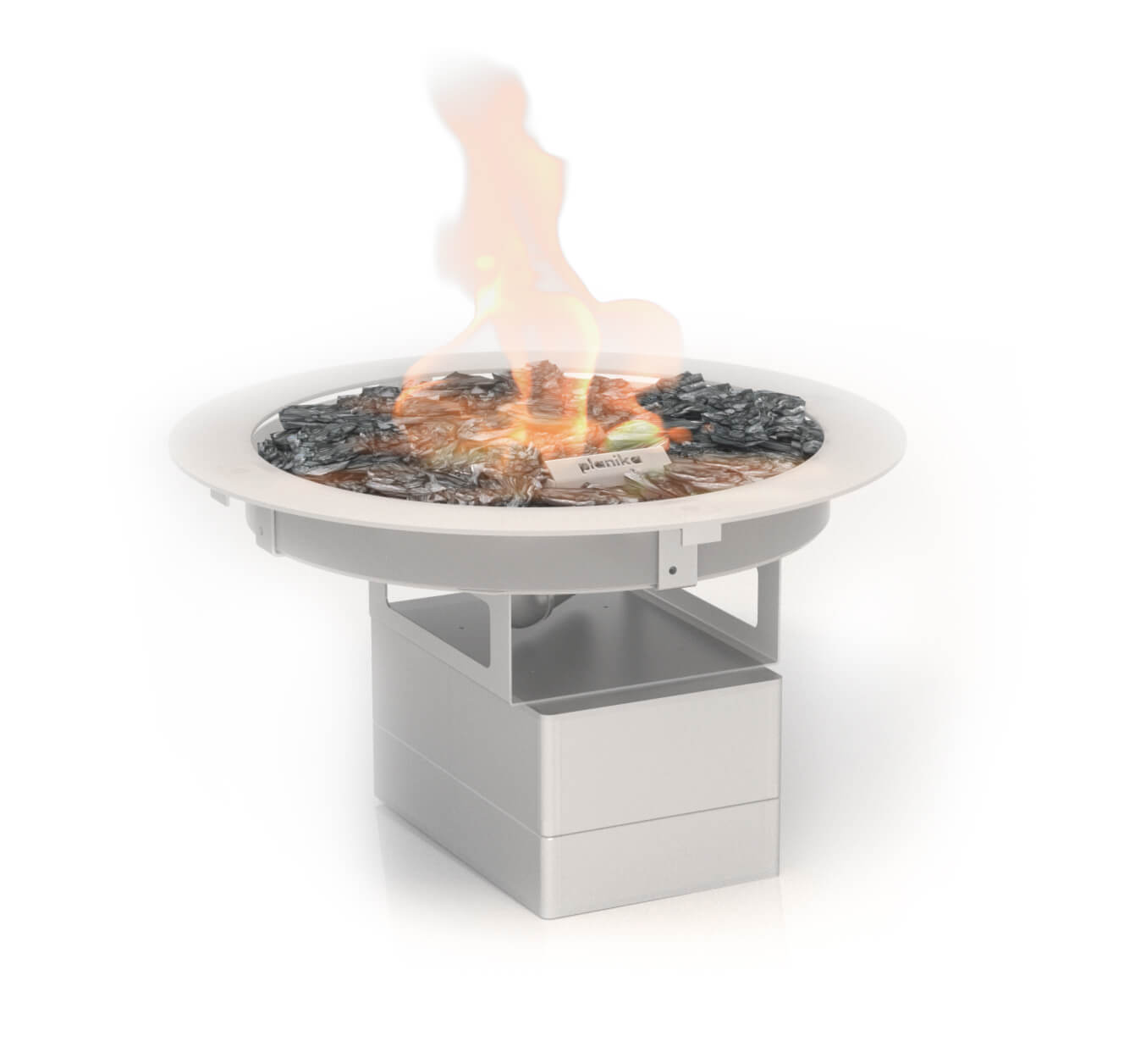 Galio Fire Pit Corten gaspejs indsats