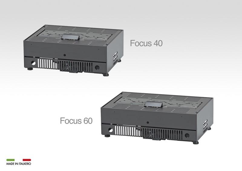 Focus 60 udendørs gaspejs