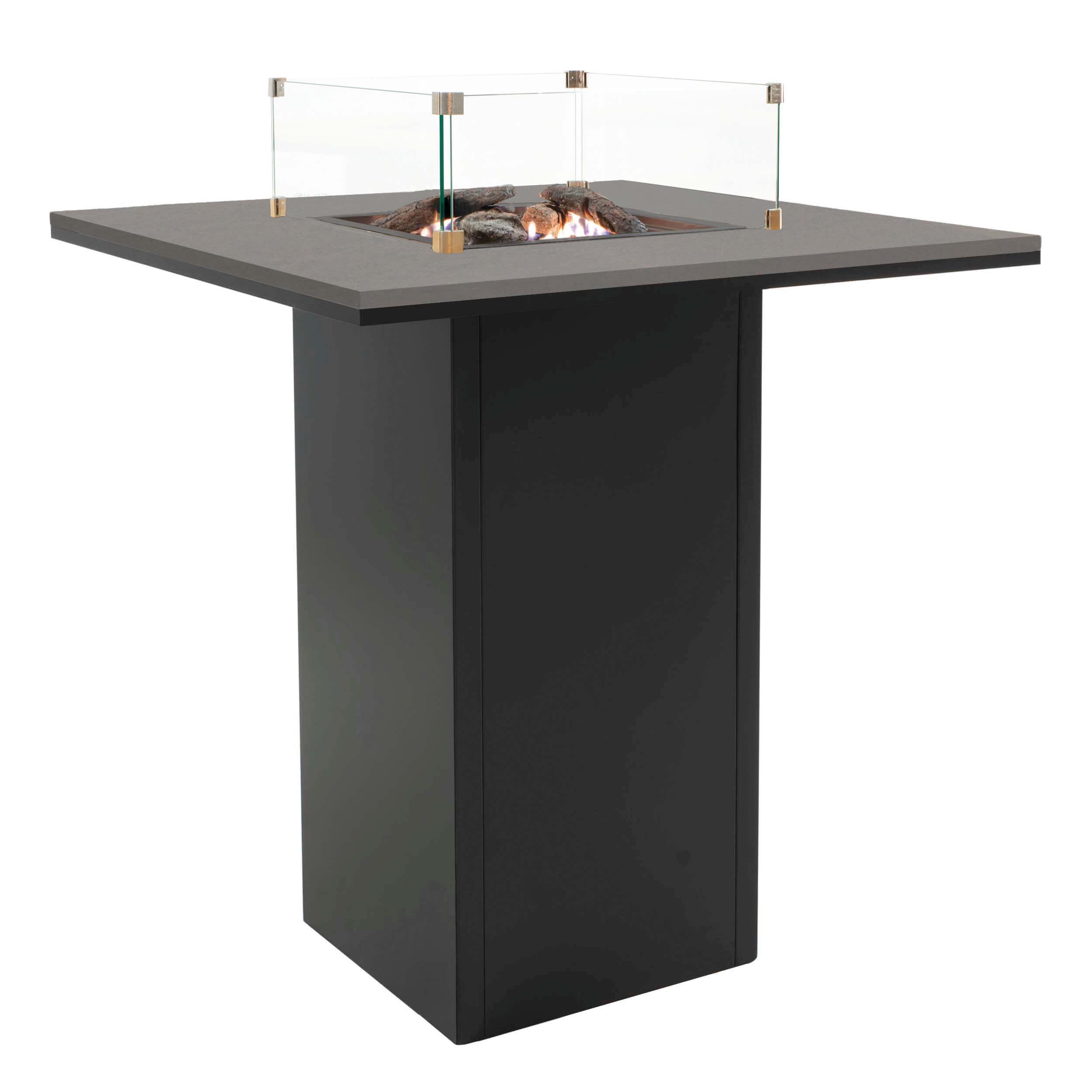 Cosiloft 100 Bar Table Sort-Grå