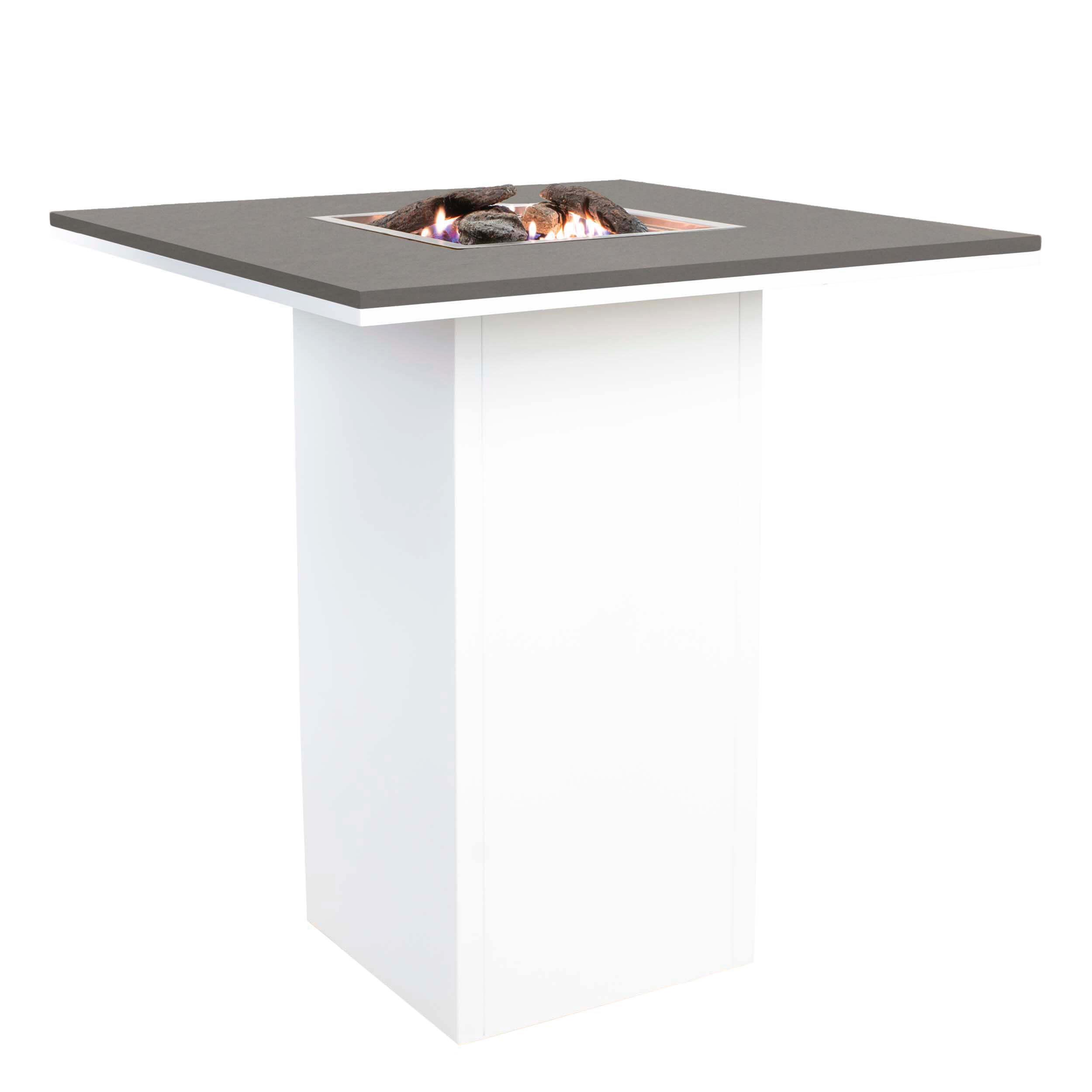 Cosiloft 100 Bar Table Hvid-Grå