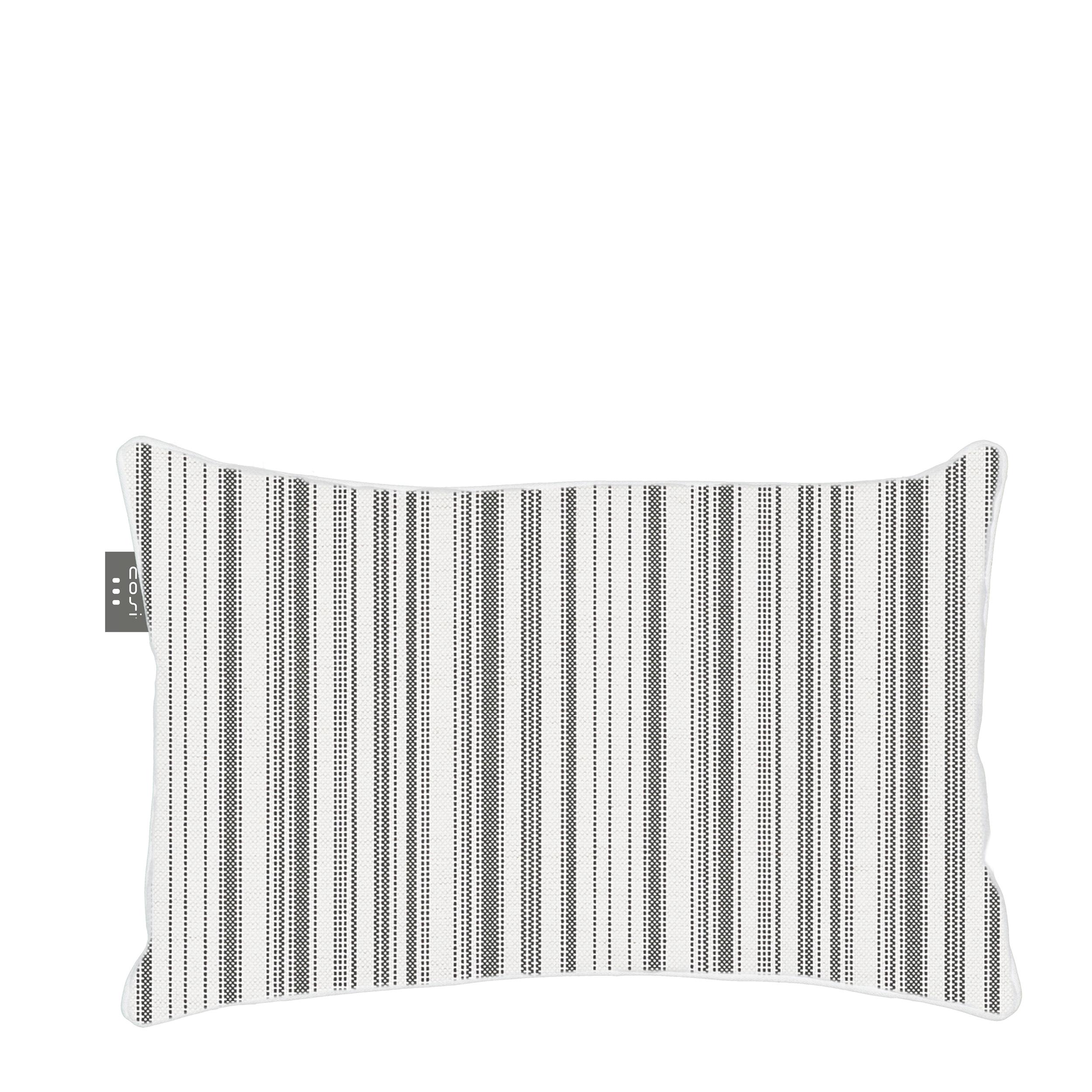 Cosipillow m/varme – stripe 40x60cm